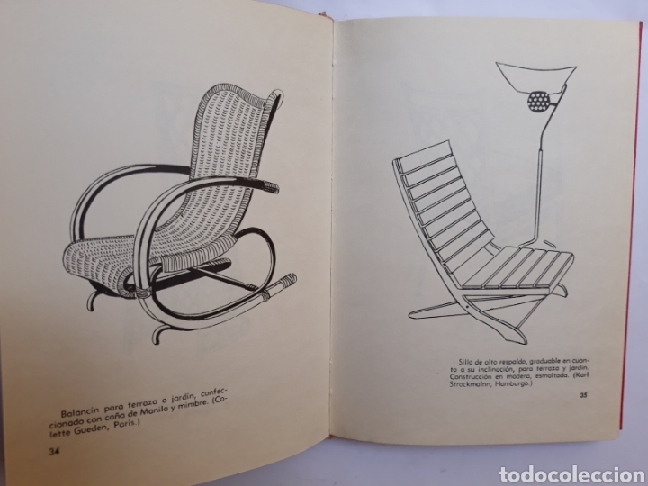 Diseño Decoración Muebles Para Terrazas Y Jardi Verkauft