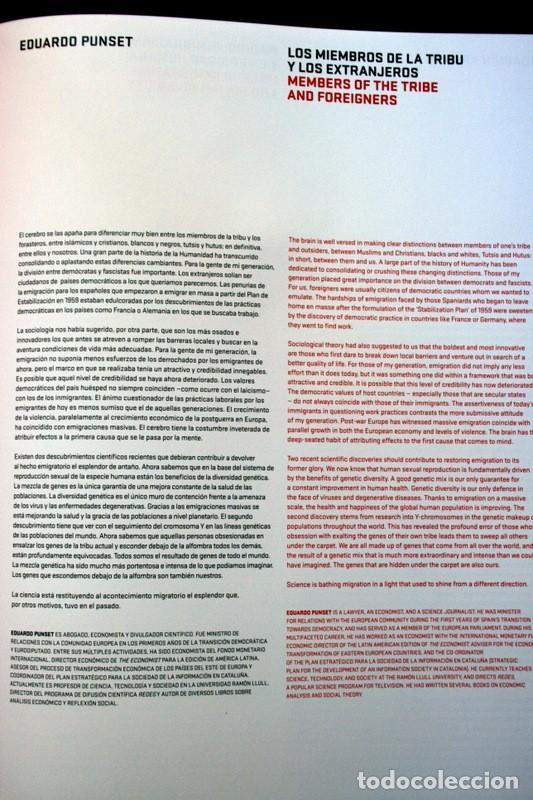Libros de segunda mano: MADRID INMIGRANTE: SEIS VISIONES FOTOGRAFICAS SOBRE INMIGRACION EN LA COMUNIDAD - GARCIA RODERO - Foto 6 - 120669119