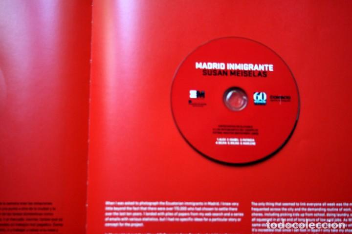 Libros de segunda mano: MADRID INMIGRANTE: SEIS VISIONES FOTOGRAFICAS SOBRE INMIGRACION EN LA COMUNIDAD - GARCIA RODERO - Foto 12 - 120669119