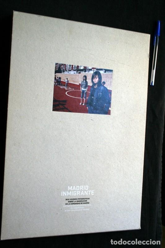 Libros de segunda mano: MADRID INMIGRANTE: SEIS VISIONES FOTOGRAFICAS SOBRE INMIGRACION EN LA COMUNIDAD - GARCIA RODERO - Foto 13 - 120669119