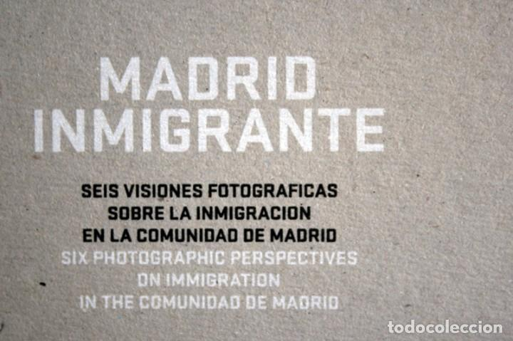 Libros de segunda mano: MADRID INMIGRANTE: SEIS VISIONES FOTOGRAFICAS SOBRE INMIGRACION EN LA COMUNIDAD - GARCIA RODERO - Foto 14 - 120669119