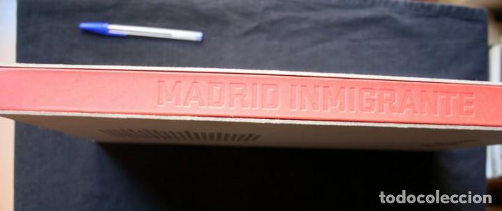 Libros de segunda mano: MADRID INMIGRANTE: SEIS VISIONES FOTOGRAFICAS SOBRE INMIGRACION EN LA COMUNIDAD - GARCIA RODERO - Foto 16 - 120669119