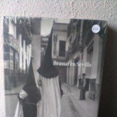 Libros de segunda mano: BRASSAI EN SEVILLA. Lote 120750343