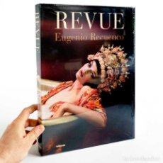 Libros de segunda mano: REVUE. FOTOGRAFÍAS E. RECUENCO. ED LUJO. NUEVO PRECINTADO. Lote 120900699