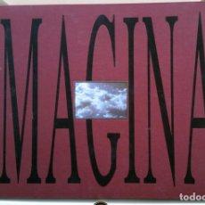 Libros de segunda mano: IMAGINA -UN PROYECTO EN TORNO A LA FOTOGRAFIA 1992. Lote 120925607