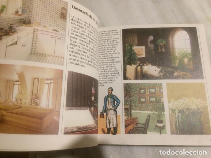 Libros de segunda mano: Antiguo libro com decorar la vostra llar por Harold y Elizabeth King año 1981 - Foto 3 - 121065871