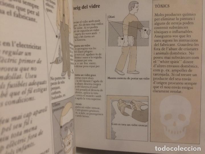 Libros de segunda mano: Antiguo libro com decorar la vostra llar por Harold y Elizabeth King año 1981 - Foto 4 - 121065871