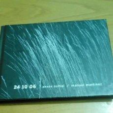 Libros de segunda mano: 24 10 06 ANXOS SUMAI Y MANUEL MARTÍNEZ. Lote 121194511