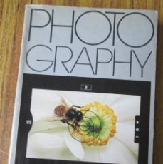 Libros de segunda mano: PHOTO GRAPHY - ERIC DE MARÉ - ED. NEW 1980 . Lote 121282883