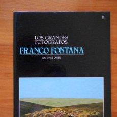 Libros de segunda mano: LOS GRANDES FOTOGRAFOS 14 - FRANCO FONTANA - EDICIONES ORBIS - TAPA DURA (BZ). Lote 122064307