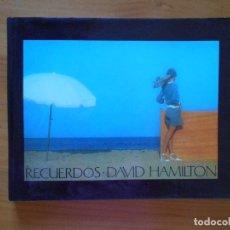 Libros de segunda mano - RECUERDOS - DAVID HAMILTON (BZ) - 122066771