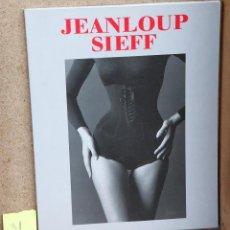 Libros de segunda mano: JEANLOUP SIEFF. Lote 122087643