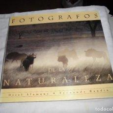 Libros de segunda mano: FOTOGRAFOS DE LA NATURALEZA.ORIOL ALAMANY.-FERNANDO BANDIN.BANCO CENTRAL HISPANO 1997. Lote 122173575