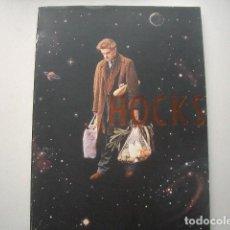 Libros de segunda mano: TEUN HOCKS. HOCKS, TEUN - GRAEVENITZ, ANTJE VON AMSTERDAM, ART UNLIMITED BO. Lote 122244683