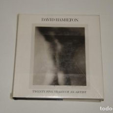 Gebrauchte Bücher - TWENTY FIVE YEARS OF AN ARTIST DAVID HAMILTON - 122426383
