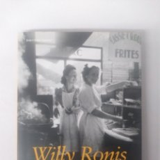 Libros de segunda mano: WILLY RONIS JEAN CLAUDE GAUTRAND TASCHEN. Lote 122552027
