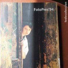 Libros de segunda mano: FOTO PRES'94 FUNDACIÓ LA CAIXA. Lote 122657327