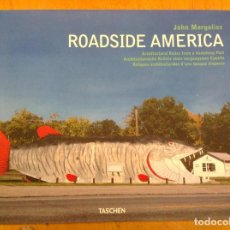 Libros de segunda mano: ROADSIDE AMERICA: ARCHITECTURAL RELICS FROM A VANISHING PAST. PHIL PATTON. TASCHEN. Lote 123425623
