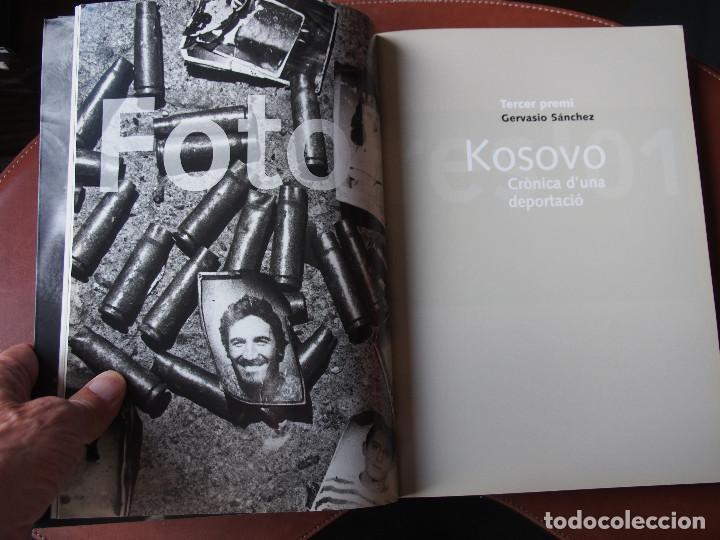 Libros de segunda mano: FotoPres 01 La Caixa Fotografía Periodismo - Foto 3 - 124144967