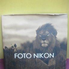 Libros de segunda mano: FOTO NIKON 08. PRIMERA EDICION 2009.. Lote 124189555