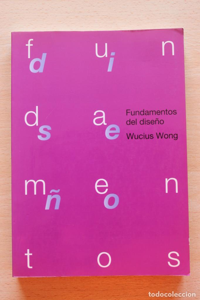 Wucius Wong Fundamentos Del Diseño Gustavo Sold Through Direct Sale 124608871