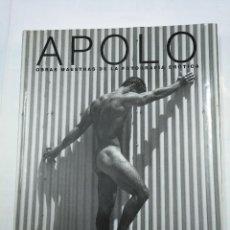 Libros de segunda mano - APOLO. - OBRAS MAESTRAS DE LA FOTOGRAFÍA ERÓTICA. - MICHELLE OLLEY. LIBSA. TDK338 - 124940827