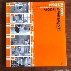 Livres d'occasion: PISOS PILOTO(17€). Lote 242289635