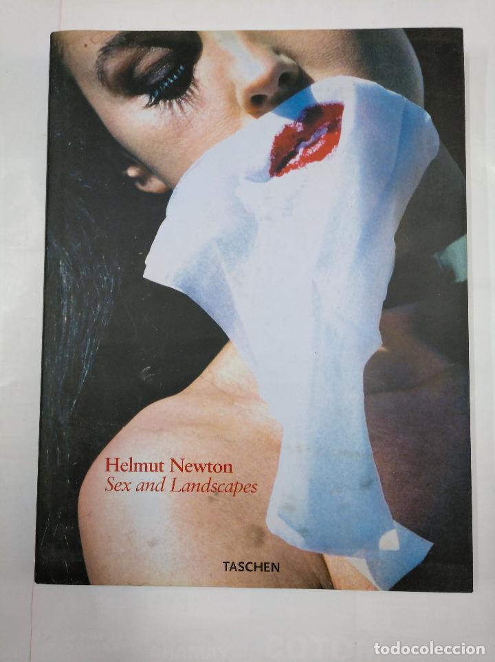 SEX AND LANDSCAPES. HELMUT NEWTON. TASCHEN. TDK338 (Libros de Segunda Mano - Bellas artes, ocio y coleccionismo - Diseño y Fotografía)