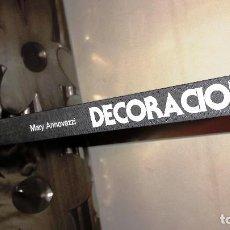 Libros de segunda mano: EL LIBRO DE LA DECORACIÓN (MARY ANNOVAZZI). Lote 125233303