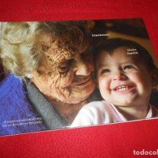 Libros de segunda mano: CHARLES RAGSDALE GENERACIONES.26 ESPAÑOLES MAYORES DE 105 AÑOS CON SUS DESCENDIENTES LIBRO 60 PAGINA. Lote 125843319
