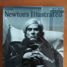Libros de segunda mano: HELMUT NEWTON'S ILLUSTRATED - NÚM. 1-4 COMPLETE EDITION. Lote 126329748