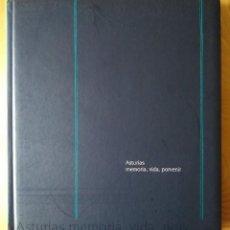Libros de segunda mano: ASTURIAS: MEMORIA, VIDA, PORVENIR. 2007. Lote 127177891