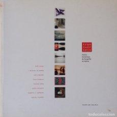 Libros de segunda mano: TRANVERSAIS. VISIÓNS FRONTEIRIZAS DA FOTOGRAFÍA EN GALICIA. VILARIÑO, CARAMÉS, ANLEO.... Lote 127569575
