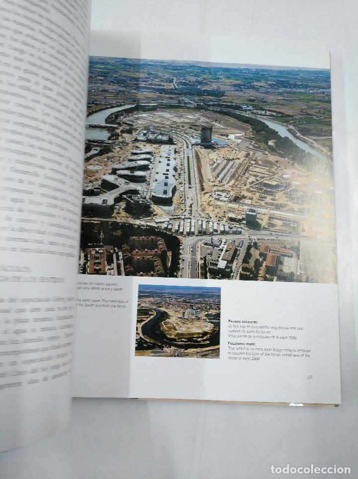 Libros de segunda mano: EBRO: EL RÍO Y LA VIDA. - LOBATO SÁNCHEZ, XURXO ANDRÉS. Arm19 - Foto 2 - 127671559