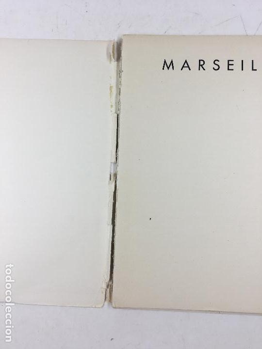 Libros de segunda mano: MARSEILLE PAR GERMAINE KRULL - ANDRÉ SUARÈS, LIBRAIRE PLON, 1935. - Foto 3 - 127735495