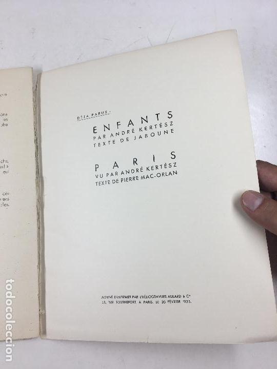 Libros de segunda mano: MARSEILLE PAR GERMAINE KRULL - ANDRÉ SUARÈS, LIBRAIRE PLON, 1935. - Foto 4 - 127735495