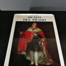 Libros de segunda mano: MUSEO DEL PRADO - A.M. CAMPOY - MUSEO - ARTE - MADRID. Lote 127817503