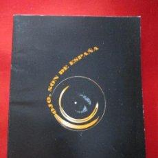 Libros de segunda mano: LIBRO-CATÁLOGO-FOTOGRAFÍA-OJO,SON DE ESPAÑA-1997-EXPOSICIÓN ITINERANTE-VER FOTOS. Lote 128026255