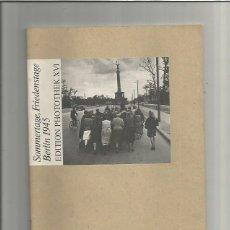 Libros de segunda mano: ROBERT CAPA BERLIN 1945. Lote 128075707