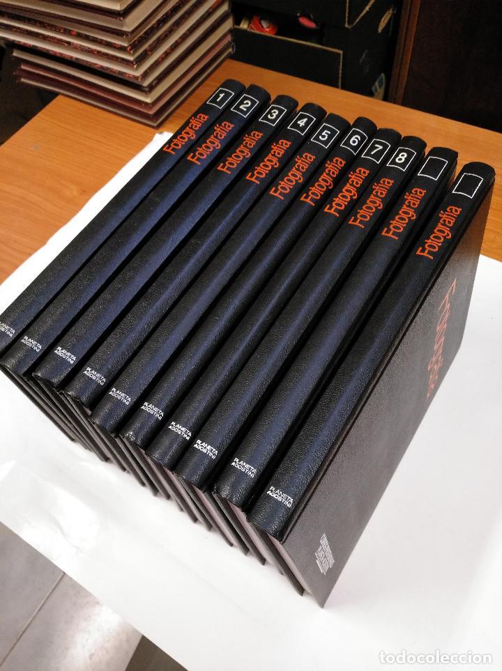 Libros de segunda mano: CURSO PROFESIONAL DE FOTOGRAFÍA. 8 TOMOS + 2 ADICIONALES DE PRACITCAS. PLANETA AGOSTINI. TDK185 - Foto 2 - 128268959