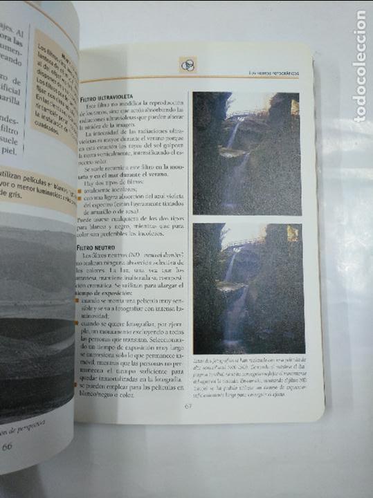 Libros de segunda mano: Escuela de Fotografia: guia del aficionado, instrumentos, técnicas y arte - VVAA. tdk349 - Foto 2 - 128413179