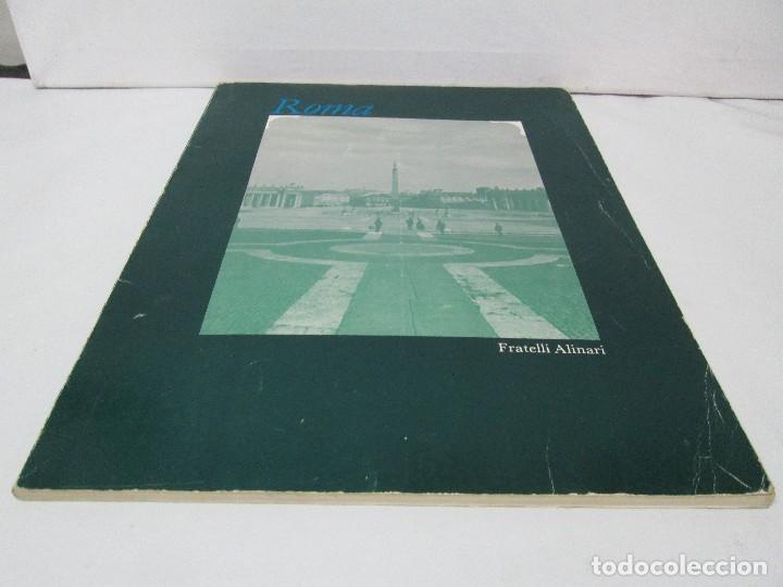 Libros de segunda mano: ROMA. FRATELLI ALINARI. FOTOGRAFIE DELL´OTTOCENTO . EDIZIONI ALINARI 1981.VER FOTOGRAFIAS - Foto 4 - 128592351