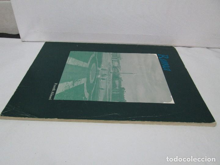 Libros de segunda mano: ROMA. FRATELLI ALINARI. FOTOGRAFIE DELL´OTTOCENTO . EDIZIONI ALINARI 1981.VER FOTOGRAFIAS - Foto 5 - 128592351