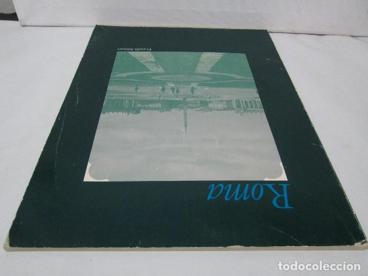 Libros de segunda mano: ROMA. FRATELLI ALINARI. FOTOGRAFIE DELL´OTTOCENTO . EDIZIONI ALINARI 1981.VER FOTOGRAFIAS - Foto 6 - 128592351