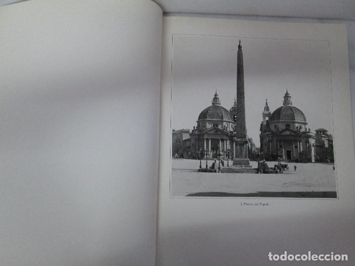 Libros de segunda mano: ROMA. FRATELLI ALINARI. FOTOGRAFIE DELL´OTTOCENTO . EDIZIONI ALINARI 1981.VER FOTOGRAFIAS - Foto 10 - 128592351