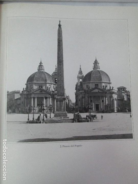 Libros de segunda mano: ROMA. FRATELLI ALINARI. FOTOGRAFIE DELL´OTTOCENTO . EDIZIONI ALINARI 1981.VER FOTOGRAFIAS - Foto 11 - 128592351
