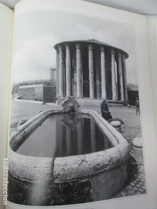 Libros de segunda mano: ROMA. FRATELLI ALINARI. FOTOGRAFIE DELL´OTTOCENTO . EDIZIONI ALINARI 1981.VER FOTOGRAFIAS - Foto 15 - 128592351