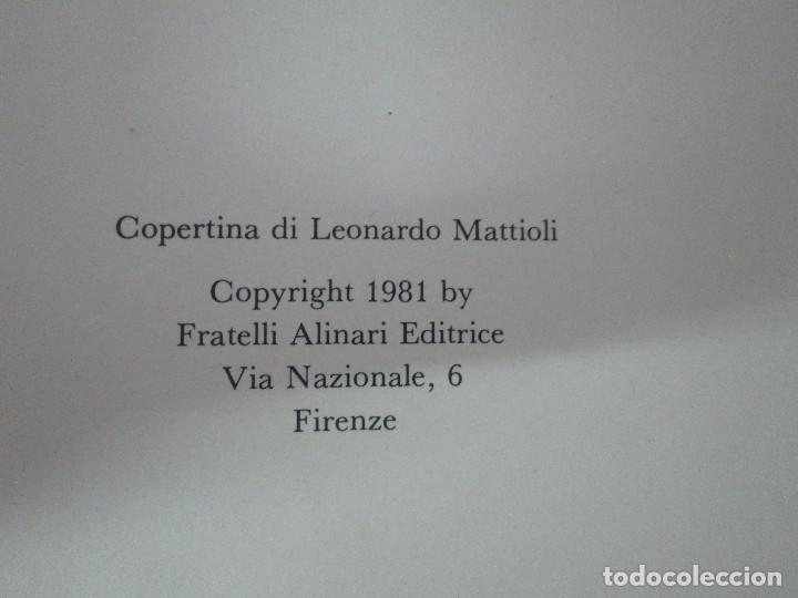 Libros de segunda mano: ROMA. FRATELLI ALINARI. FOTOGRAFIE DELL´OTTOCENTO . EDIZIONI ALINARI 1981.VER FOTOGRAFIAS - Foto 17 - 128592351
