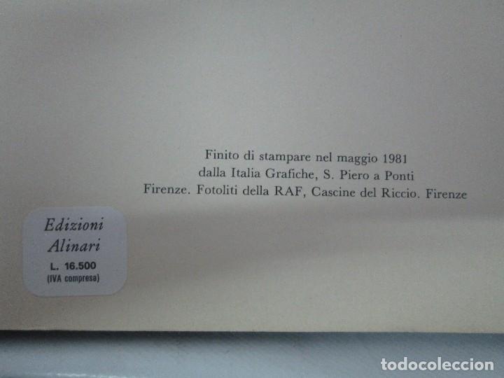 Libros de segunda mano: ROMA. FRATELLI ALINARI. FOTOGRAFIE DELL´OTTOCENTO . EDIZIONI ALINARI 1981.VER FOTOGRAFIAS - Foto 18 - 128592351