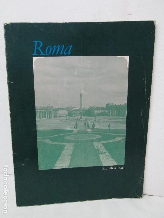ROMA. FRATELLI ALINARI. FOTOGRAFIE DELL´OTTOCENTO . EDIZIONI ALINARI 1981.VER FOTOGRAFIAS (Libros de Segunda Mano - Bellas artes, ocio y coleccionismo - Diseño y Fotografía)